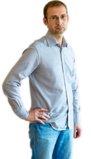 Владимир, переводчик со словенского языка