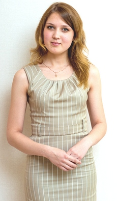 Татьяна Козлова — специалист по услуге апостиль