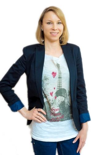 Ольга — специалист по синхронным переводам
