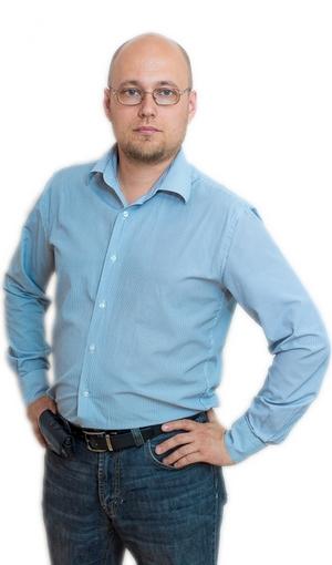 Павел Угаров — специалист по техническому переводу в Москве